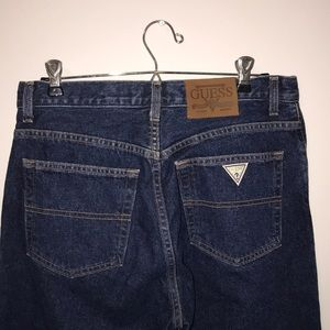 Vintage Men GUESS Denim Jeans